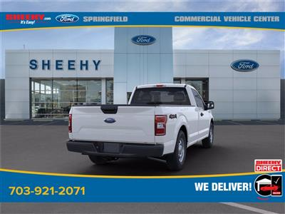 2020 Ford F-150 Regular Cab 4x4, Pickup #GF24805 - photo 2
