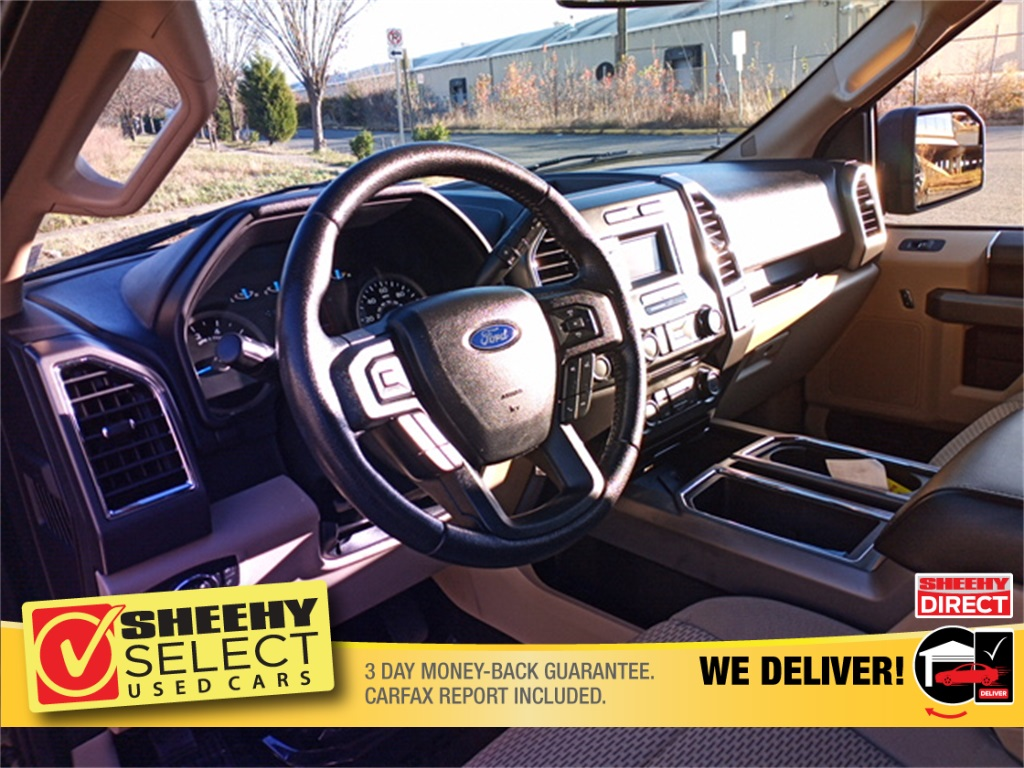 2016 Ford F-150 SuperCrew Cab 4x4, Pickup #GF24807A - photo 17