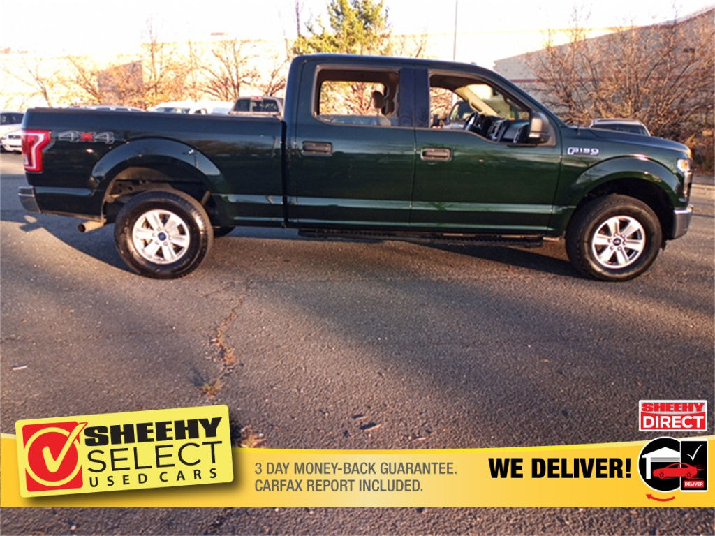 2016 Ford F-150 SuperCrew Cab 4x4, Pickup #GF24807A - photo 43