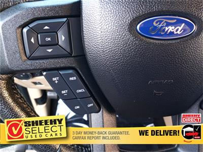 2016 Ford F-150 SuperCrew Cab 4x4, Pickup #GF24807A - photo 36