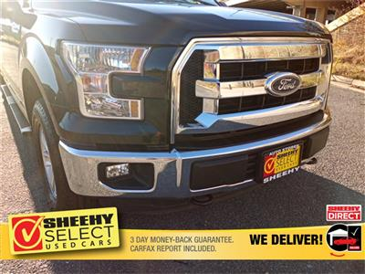 2016 Ford F-150 SuperCrew Cab 4x4, Pickup #GF24807A - photo 4