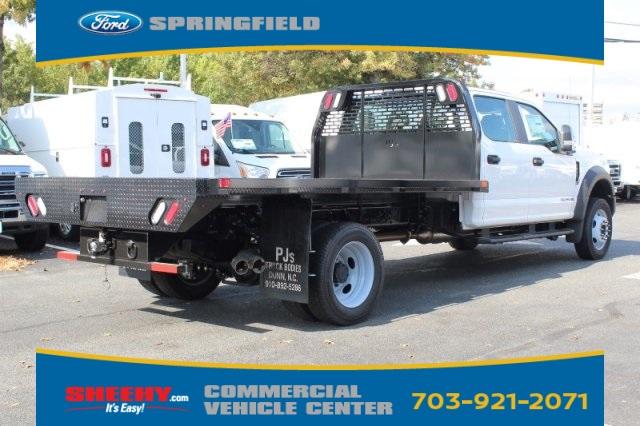 2019 F-550 Crew Cab DRW 4x4, PJ's Platform Body #GF25267 - photo 2
