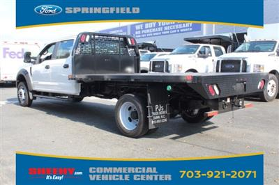 2019 F-550 Crew Cab DRW 4x4, PJ's Platform Body #GF25267 - photo 4