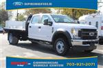 2019 F-550 Crew Cab DRW 4x4, PJ's Platform Body #GF25267 - photo 1