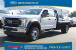 2019 F-550 Crew Cab DRW 4x4, PJ's Platform Body #GF25267 - photo 3