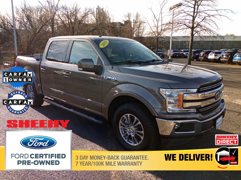 2018 Ford F-150 SuperCrew Cab 4x4, Pickup #GF33996A - photo 18