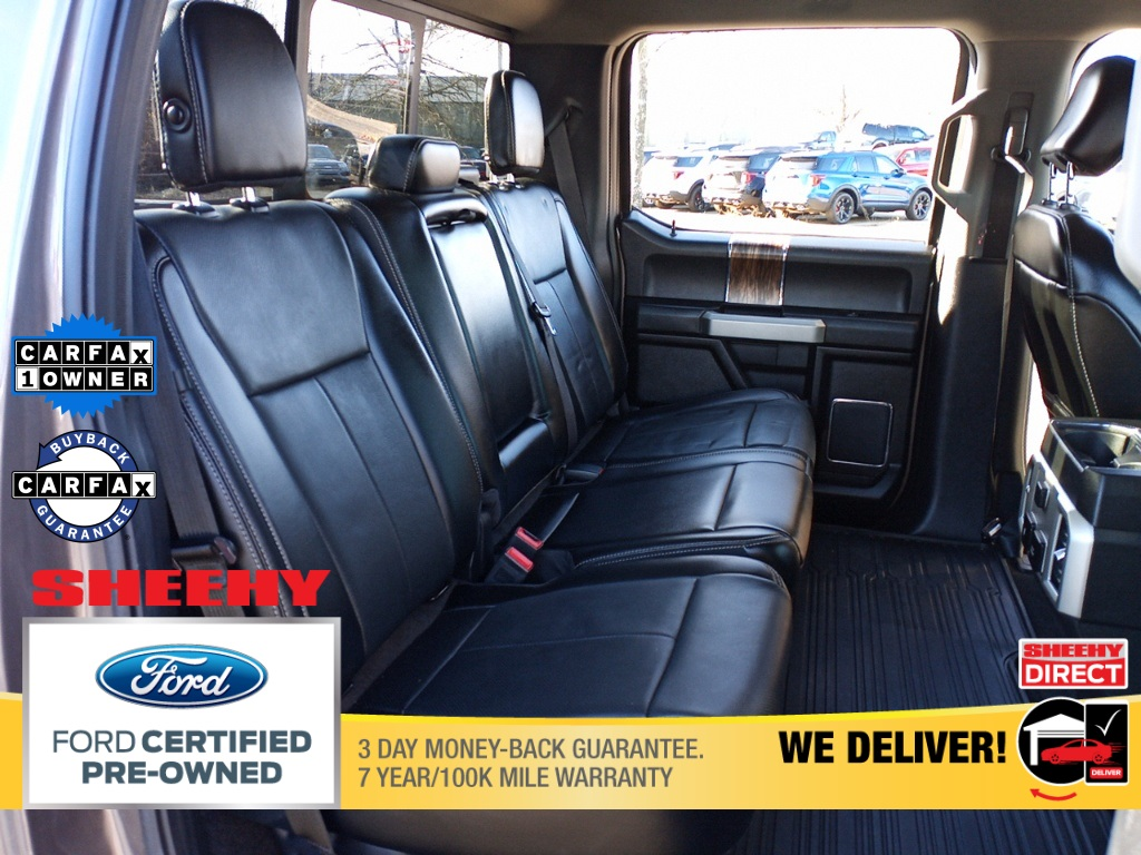 2018 Ford F-150 SuperCrew Cab 4x4, Pickup #GF33996A - photo 48