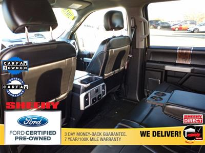 2018 Ford F-150 SuperCrew Cab 4x4, Pickup #GF33996A - photo 10