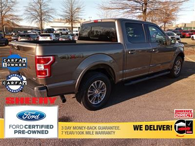 2018 Ford F-150 SuperCrew Cab 4x4, Pickup #GF33996A - photo 19