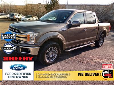 2018 Ford F-150 SuperCrew Cab 4x4, Pickup #GF33996A - photo 3