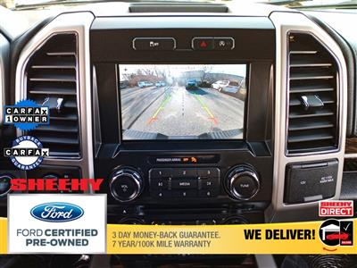 2018 Ford F-150 SuperCrew Cab 4x4, Pickup #GF33996A - photo 56