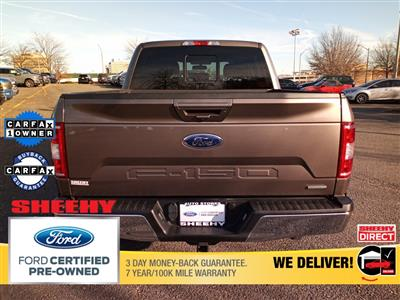 2018 Ford F-150 SuperCrew Cab 4x4, Pickup #GF33996A - photo 6