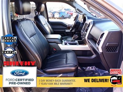 2018 Ford F-150 SuperCrew Cab 4x4, Pickup #GF33996A - photo 8