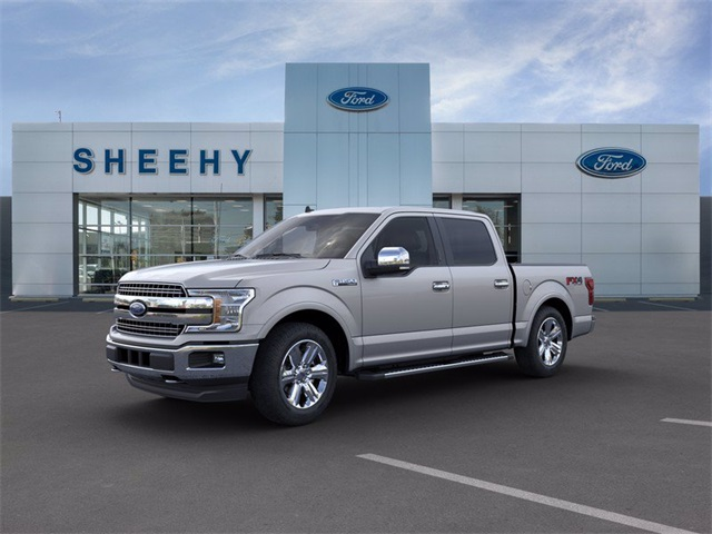 2020 Ford F-150 SuperCrew Cab 4x4, Pickup #GF33999 - photo 4