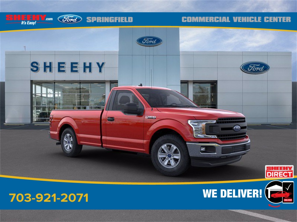 2020 Ford F-150 Regular Cab 4x2, Pickup #GF34292 - photo 1