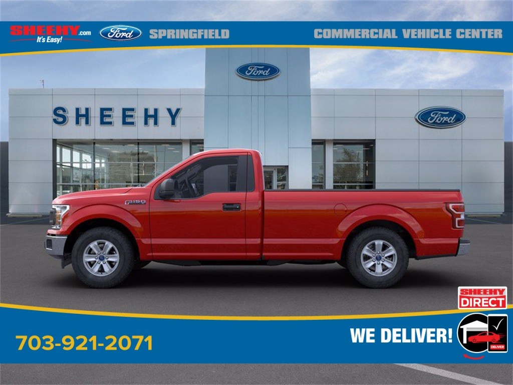 2020 Ford F-150 Regular Cab 4x2, Pickup #GF34292 - photo 7