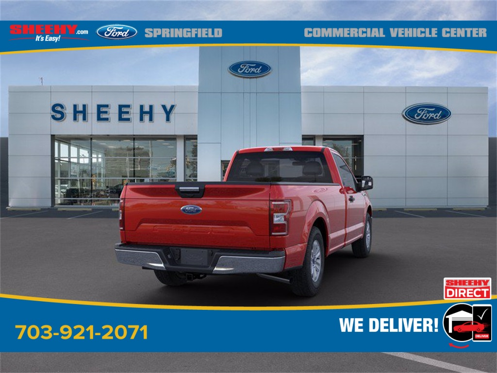 2020 Ford F-150 Regular Cab 4x2, Pickup #GF34292 - photo 2