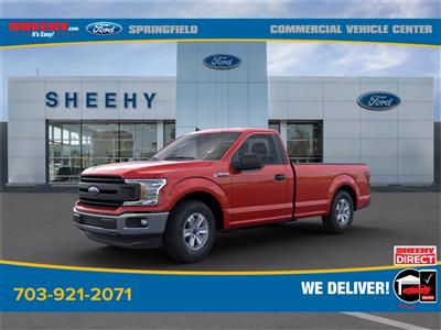 2020 Ford F-150 Regular Cab 4x2, Pickup #GF34292 - photo 5