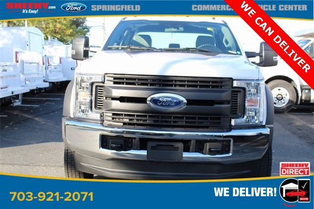 2019 F-550 Super Cab DRW 4x4,  Knapheide Standard Service Body #GF61489 - photo 3