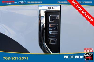 2019 F-550 Super Cab DRW 4x4, Knapheide Steel Service Body #GF61489 - photo 10