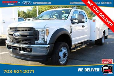 2019 F-550 Super Cab DRW 4x4,  Knapheide Standard Service Body #GF61489 - photo 4