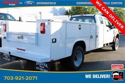 2019 F-550 Super Cab DRW 4x4,  Knapheide Standard Service Body #GF61489 - photo 2