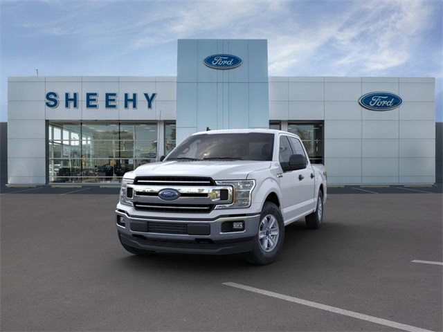 2020 F-150 SuperCrew Cab 4x4, Pickup #GFA08918 - photo 3