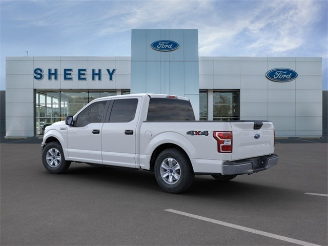 2020 F-150 SuperCrew Cab 4x4, Pickup #GFA08918 - photo 2