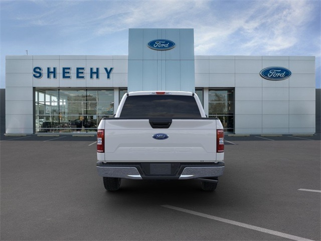 2020 F-150 SuperCrew Cab 4x4, Pickup #GFA08918 - photo 5