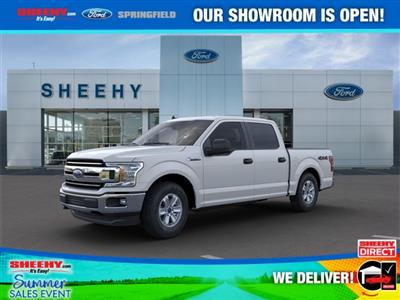 2020 F-150 SuperCrew Cab 4x4, Pickup #GFA08918 - photo 1