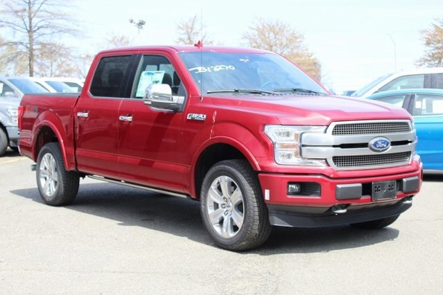 2019 F-150 SuperCrew Cab 4x4,  Pickup #GFB13270 - photo 1