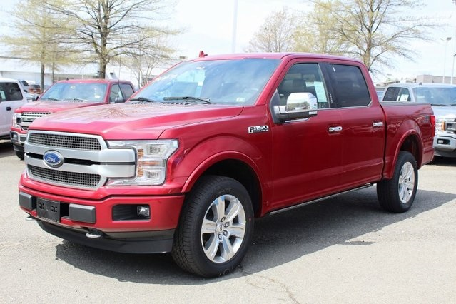 2019 F-150 SuperCrew Cab 4x4,  Pickup #GFB13270 - photo 3