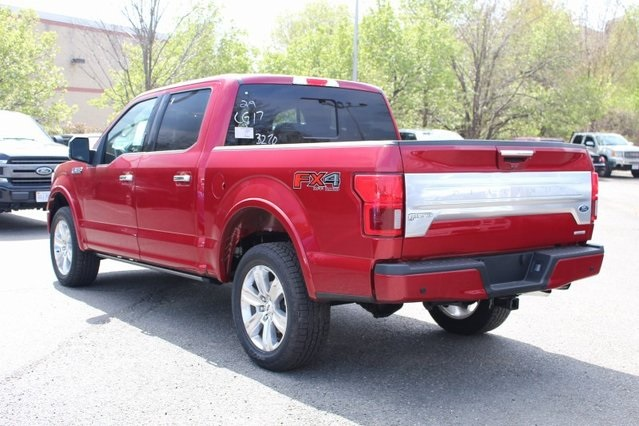 2019 F-150 SuperCrew Cab 4x4,  Pickup #GFB13270 - photo 4
