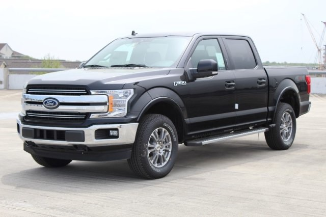 2019 F-150 SuperCrew Cab 4x4,  Pickup #GFB59520 - photo 4
