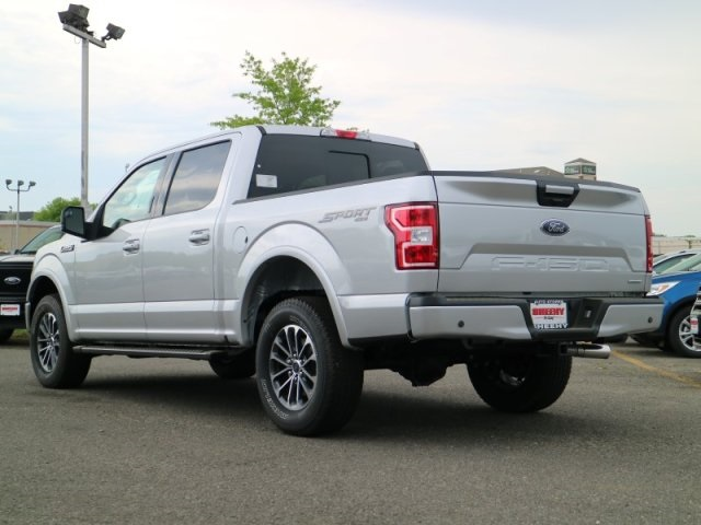 2018 F-150 SuperCrew Cab 4x4, Pickup #GFC11462 - photo 2
