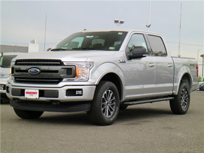 2018 F-150 SuperCrew Cab 4x4, Pickup #GFC11462 - photo 1