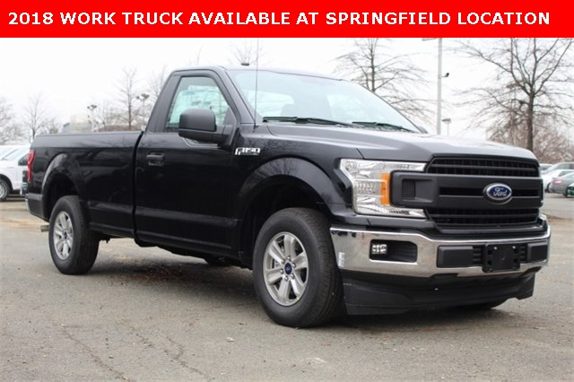 2018 F-150 Regular Cab 4x2,  Pickup #GG00187 - photo 3