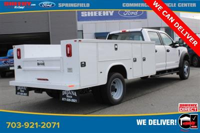 2019 Ford F-450 Crew Cab DRW 4x4, Knapheide Steel Service Body #GG17745 - photo 4