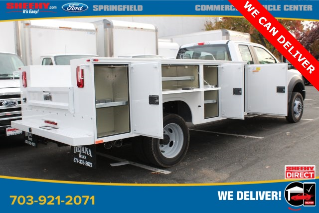 2019 F-450 Super Cab DRW 4x4, Knapheide Service Body #GG17746 - photo 4