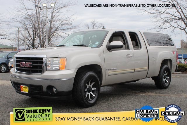 2007 Sierra 1500 Extended Cab 4x4, Pickup #GG34426A - photo 3