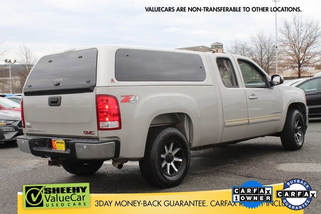 2007 Sierra 1500 Extended Cab 4x4, Pickup #GG34426A - photo 2