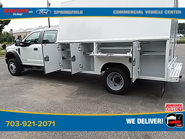 2019 Ford F-450 Crew Cab DRW 4x4, Reading Panel Service Body #GG57942 - photo 30