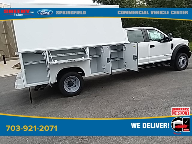 2019 Ford F-450 Crew Cab DRW 4x4, Reading Panel Service Body #GG57942 - photo 35