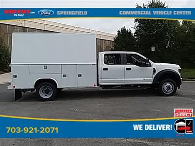 2019 Ford F-450 Crew Cab DRW 4x4, Reading Panel Service Body #GG57942 - photo 72