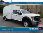2019 Ford F-450 Crew Cab DRW 4x4, Reading Panel Service Body #GG57942 - photo 1