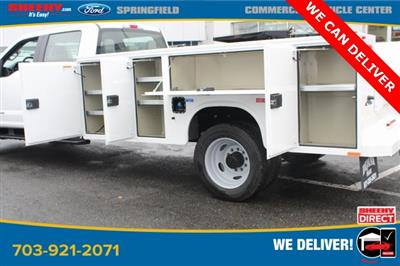 2019 F-550 Crew Cab DRW 4x4, Knapheide Steel Service Body #GG58086 - photo 5