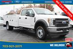 2019 F-550 Crew Cab DRW 4x4, Knapheide Steel Service Body #GG58086 - photo 1