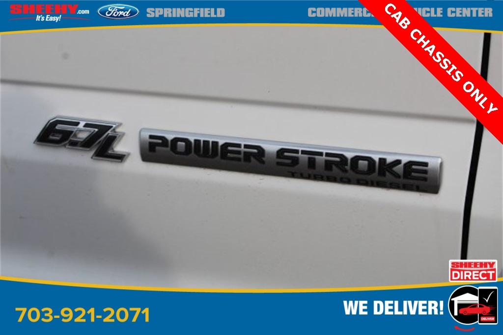 2019 F-550 Super Cab DRW 4x4, PJ's Platform Body #GG58703 - photo 3