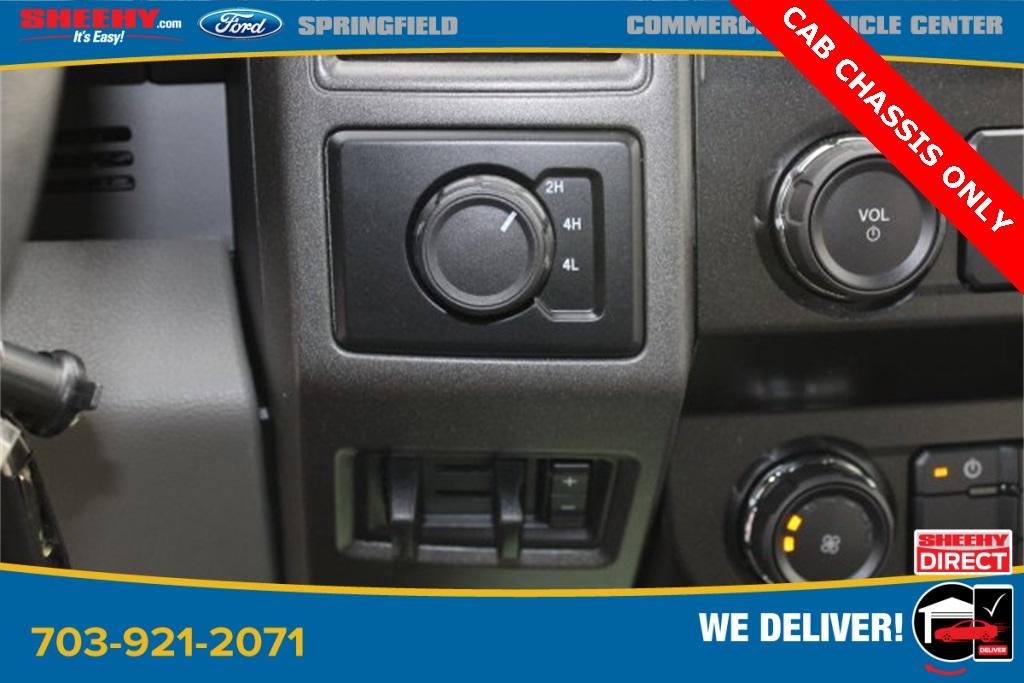 2019 F-550 Super Cab DRW 4x4, PJ's Platform Body #GG58703 - photo 12