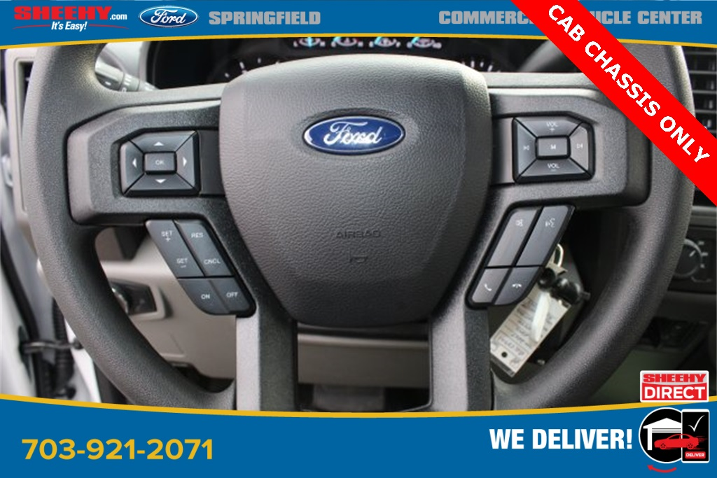 2019 F-550 Super Cab DRW 4x4, PJ's Platform Body #GG58703 - photo 13